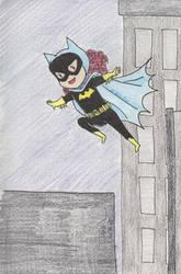 Batgirl Chibi