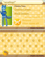 PKMC: Cristina app by fancyfur