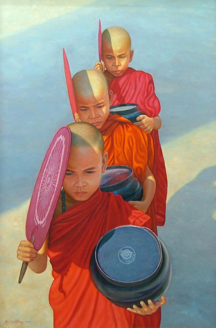 Myanmar Arts