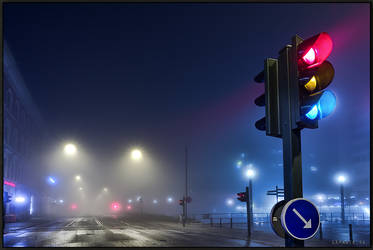 Lights in the Mist.. by Exparte-se