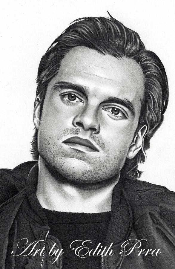 Sebastian Stan by scoobylady