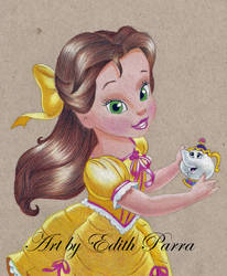 Belle child