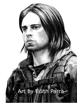 Civil War Bucky