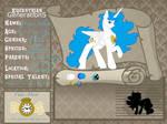 Prince Solaris {UPDATED EQG App} by ashyfur524