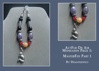 AFOA Midseason Prize: MasterFox Part 1 by dragonjewels