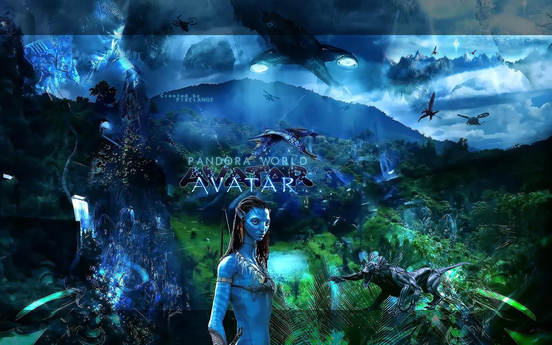 avatar movie wallpixelange on deviantart