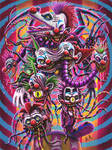 The Killer Klown Thing art