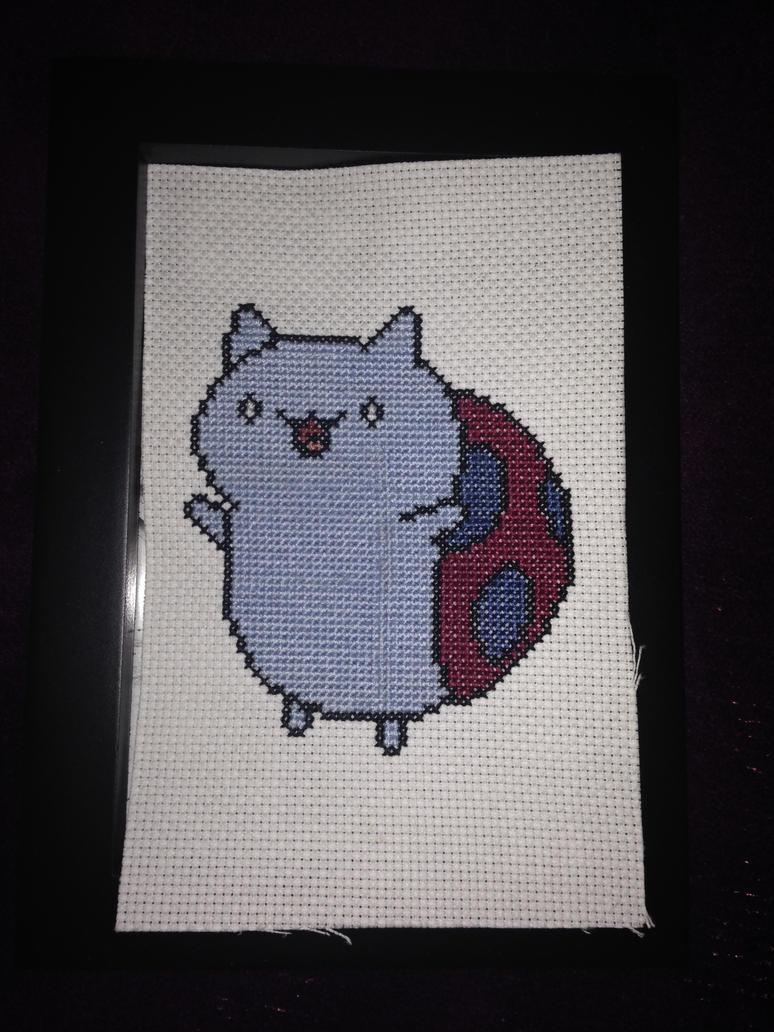 Catbug by HappyPenguinArt