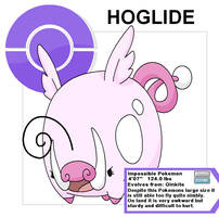 hoglide old by Cerulebell