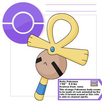egyptian Pokemon 1 by Cerulebell