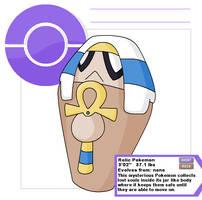 egyptian pokemon 2 by Cerulebell