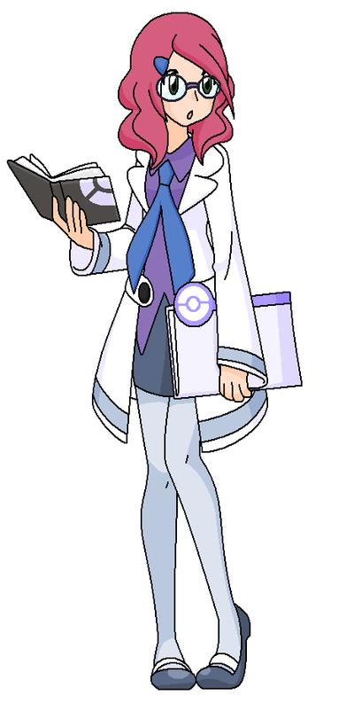 Professor Magnolia Professor_holly_by_deidara_fuuka-d2olm2f
