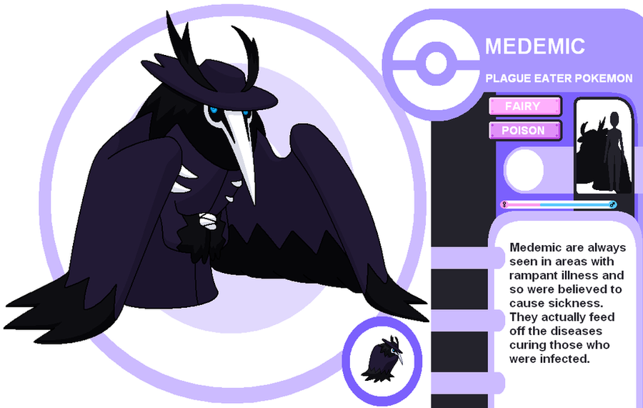 Medemic by Cerulebell