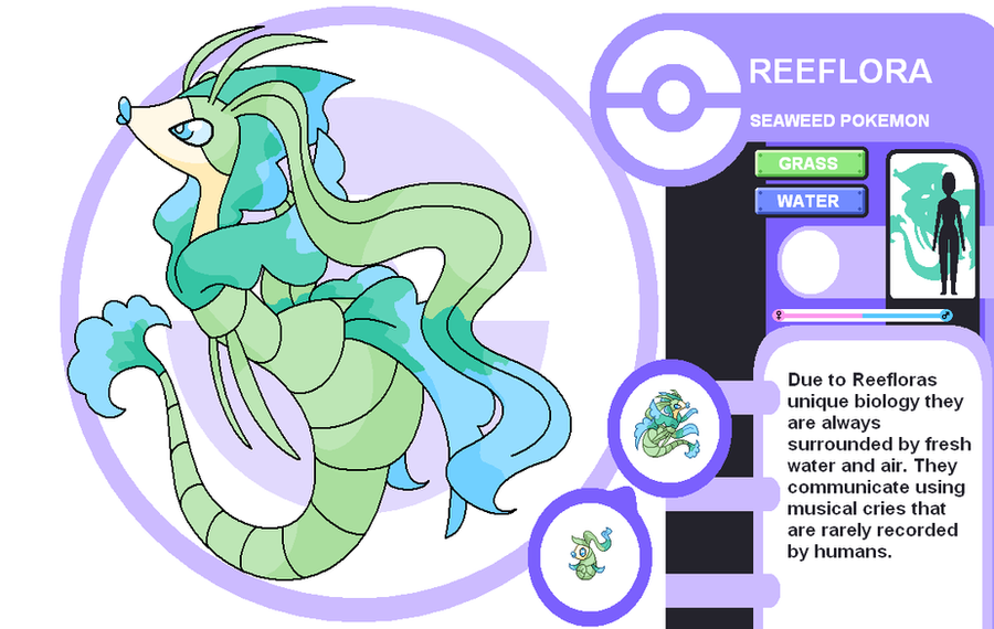 Reeflora by Cerulebell