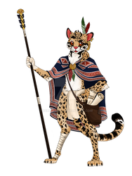 Commission: Bill of the Tabaxi