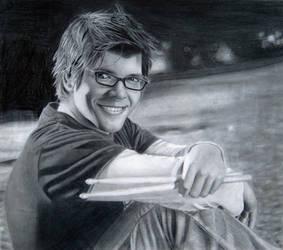 Cobus Potgieter Portrait by dr--broli