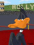 Daffy Duck by dr--broli
