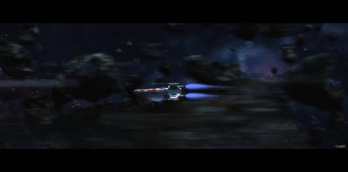 The last X-Wing