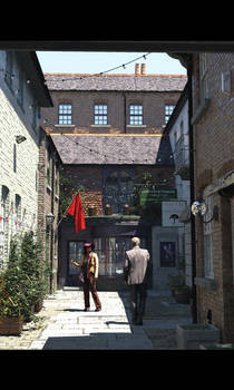 The Old Alley