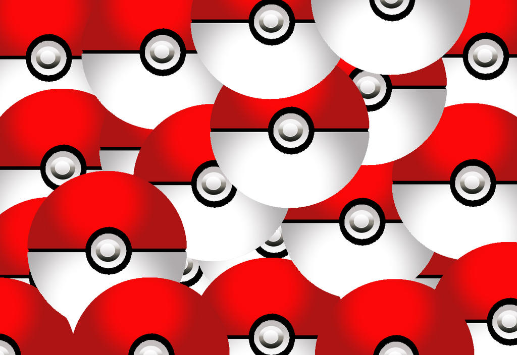 pokeball background by dreamsshadow on deviantart