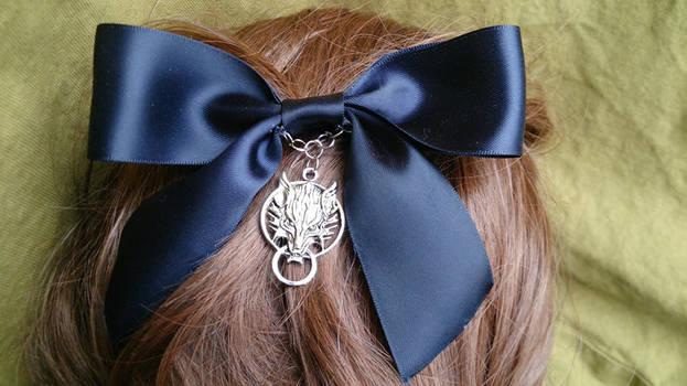 Final Fantasy Inspired Bow