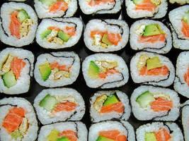 sushi by mariakovalchuk
