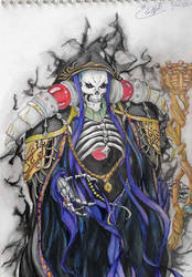 Overlord - All hail Ainz Ooal Gown!