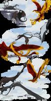 SOULS-BETWEEN | Mountain Dragons
