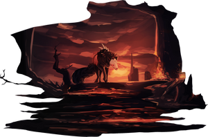 COMM | the burning lands