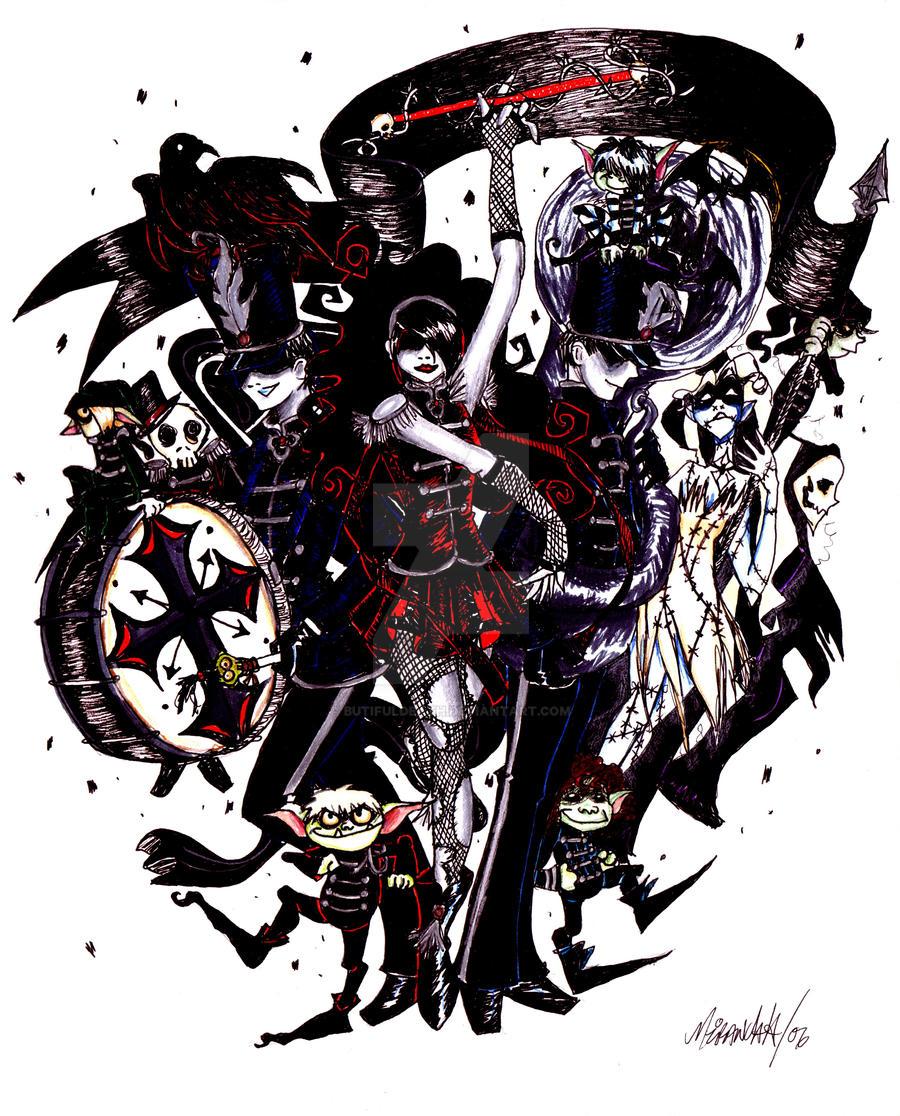 My Chemical Romance Black Parade Tattoo