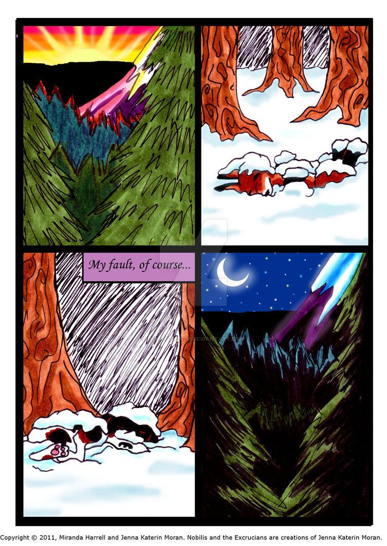 Chibi-Ex: Page 3 by BUtifulDeath