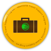 openSUSE Travel Logo by anditosan