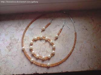 Collier d'ambra by Kawaiina