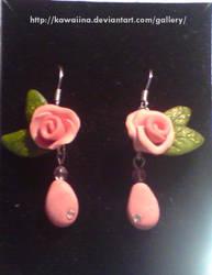 Gocce di rosa by Kawaiina