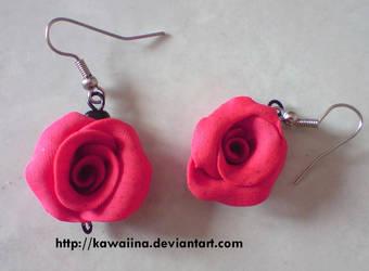 Rose rosse by Kawaiina
