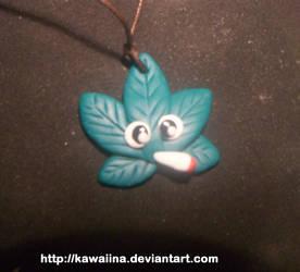 Marijuana charm by Kawaiina