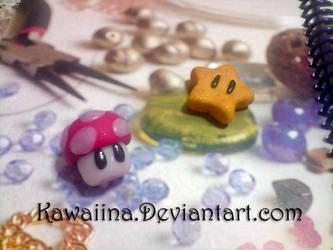 Mario and friend star by Kawaiina