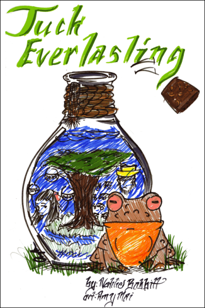 Tuck Everlasting Book Cover Pictures ~ Tuck everlasting cover by liioon on deviantart