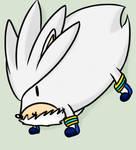 Silver The...Hedgehog?