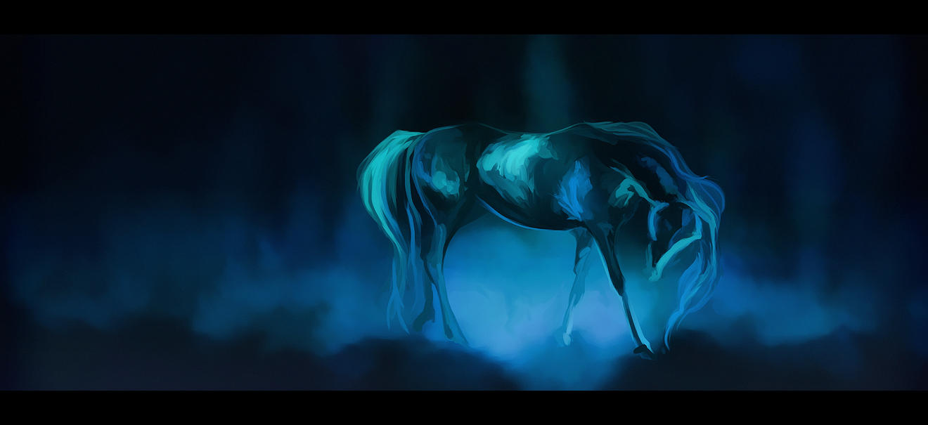 speedpaint of the day by Elsouille