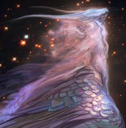 Dragon's nebula