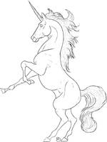 Unicorn by Elsouille