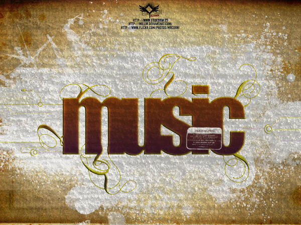 . music . by MiLLiN