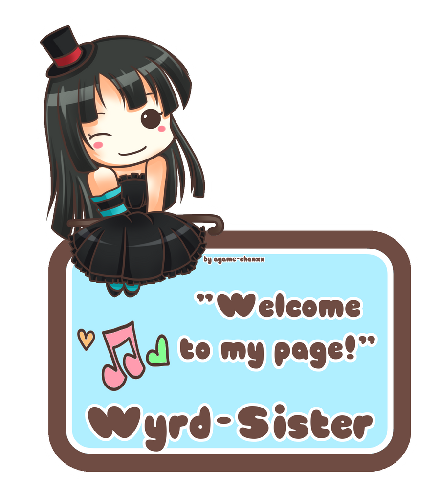 Wyrd-Sister's Profile Picture
