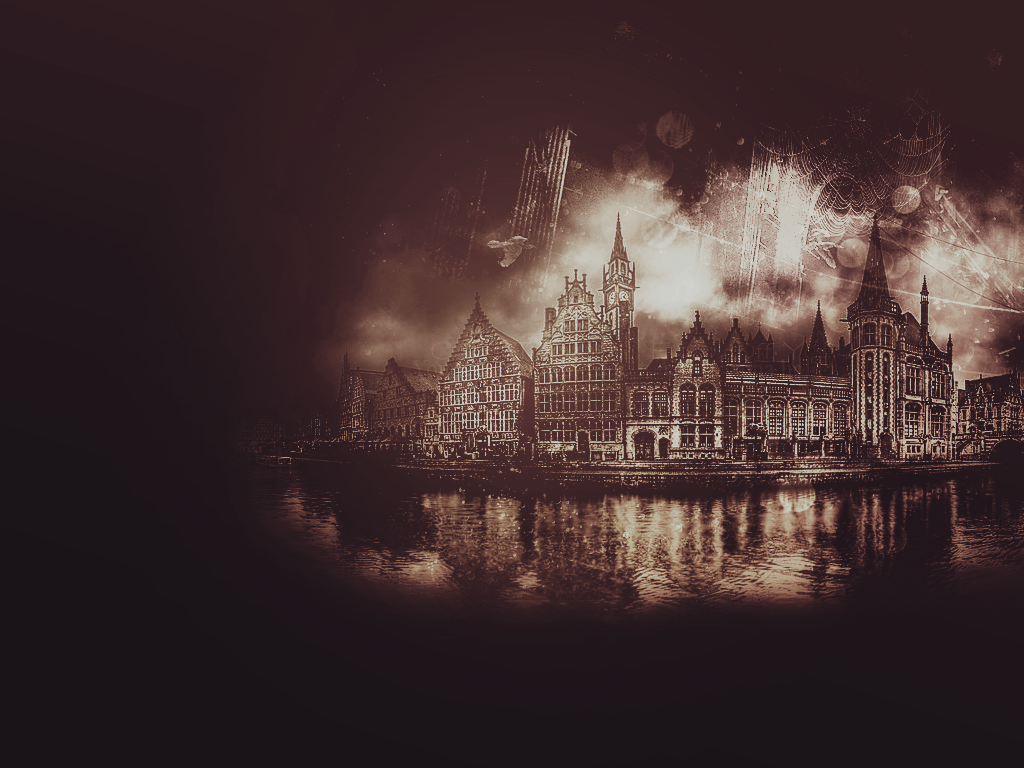 Dark City Wallpaper by mrsCritic on deviantART