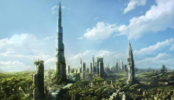 Dubai Ruins
