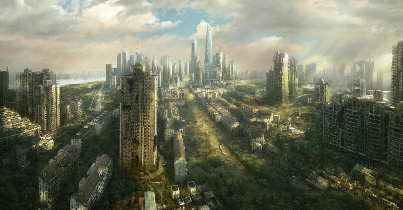 Shanghai Ruins