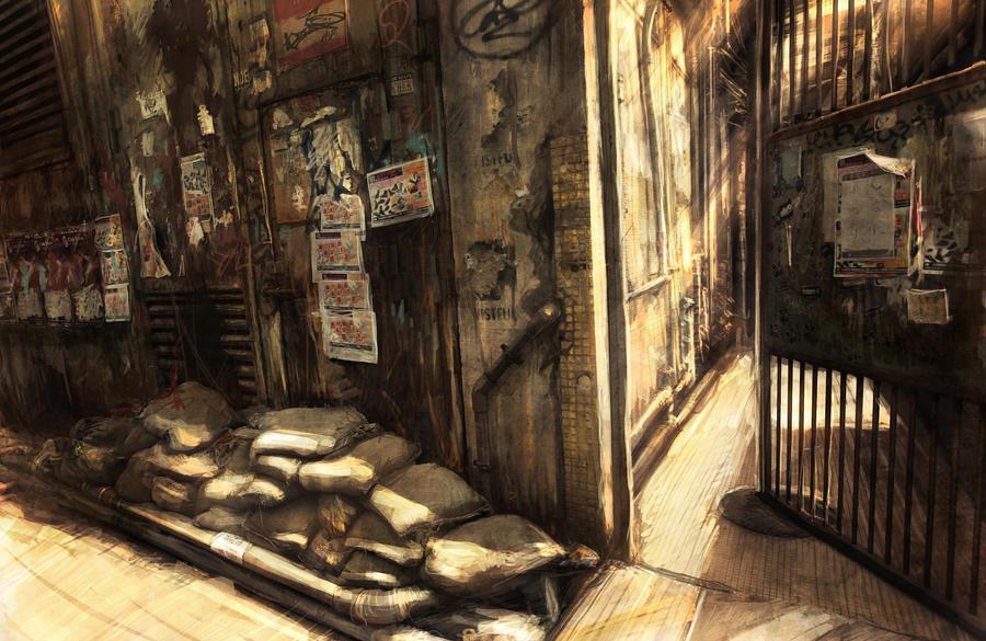 Kowloon Passage by JonasDeRo