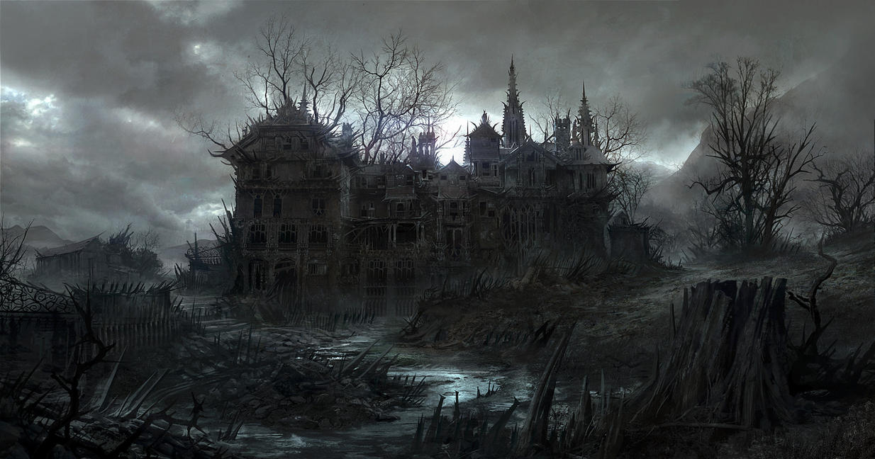 The House Of Spikes by JonasDeRo