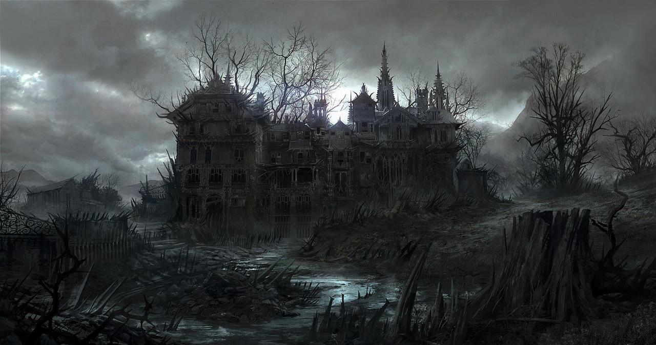 The House Of Spikes by JonasDeRo